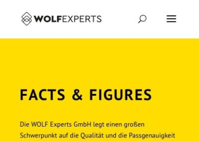 Wolfexperts | Mobil